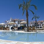 Duna Dourada Beach Club Pool Algarve