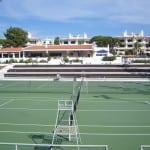 Vale Do Lobo Tennis Court